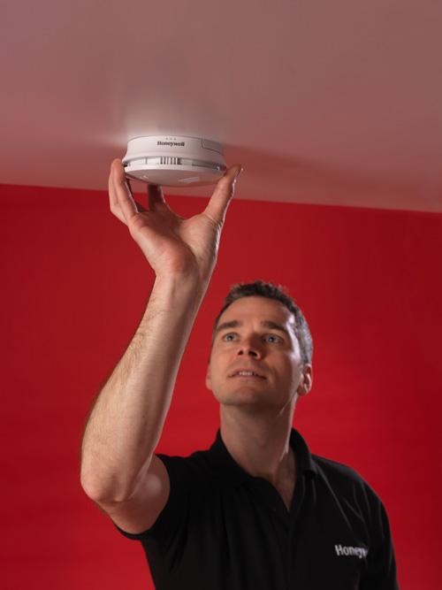 Installers can boost their business by recommending alarms to homeowners