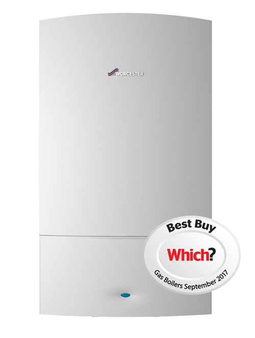 Which? Best Buy status awarded to Worcester's full Greenstar range of gas boilers.