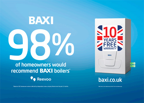 Baxi's consumer campaign has been launched