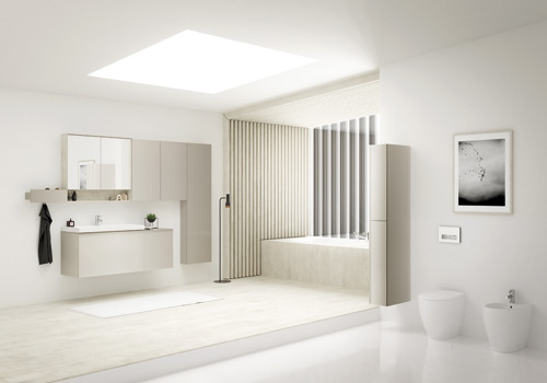 Geberit is a European leader for sanitary products