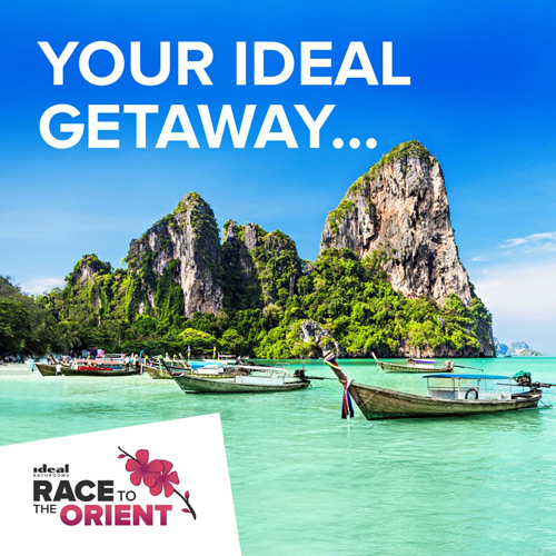 Fancy a trip to Thailand?