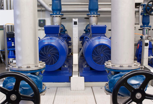 Replacing old pumps with new, correctly sized, energy efficient ones means users can enjoy reliable, low-cost pump operation