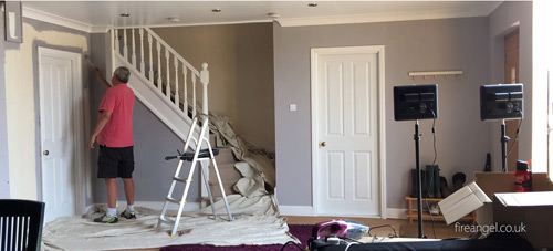 Fire Angel's latest video demonstrates that smoke alarms need to be replaced every ten years