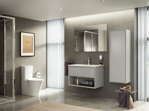 Get to grips with the top bathroom trends for 2018