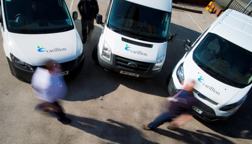 Carillion's liquidation is terrible news for all those who work for the company and it will have serious knock-on effects for the many smaller firms in its supply chain, some of which will be in serious financial danger as a result of Carillion's demise