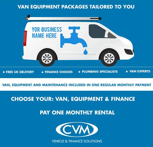 CVM has a huge choice of van packages
