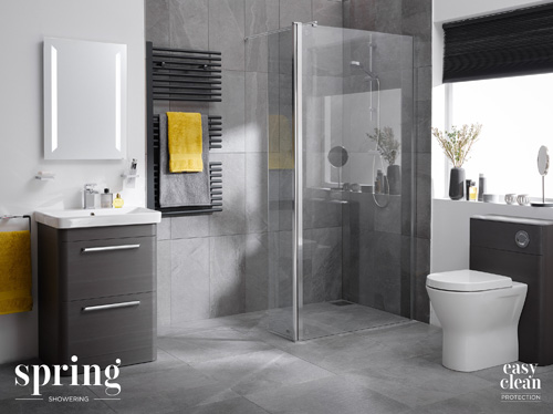 Showers is the next step in the Essential Bathrooms portfolio
