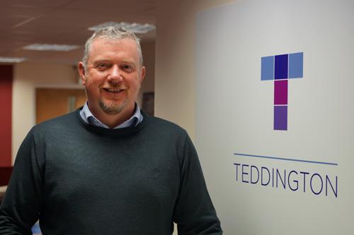 Kenneth Maxwell, Teddington sales manager