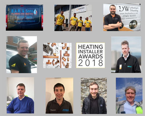 The winner will be announced at Installer 2018 in May