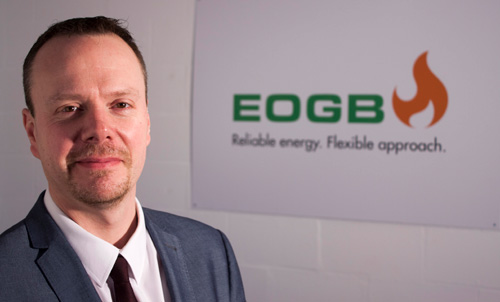 Martin Cooke, technical director at EOGB