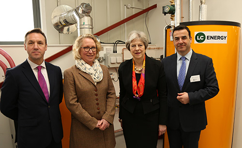 The collaboration is an important first step in addressing a nationwide skills shortage in renewable energy