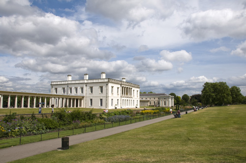 The Queen's House in Greenwich
