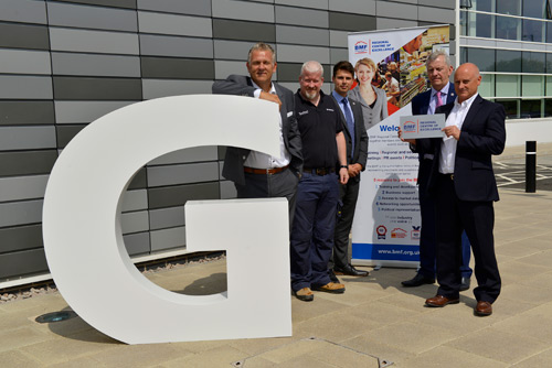 Geberit's showroom has become a Centre of Excellence
