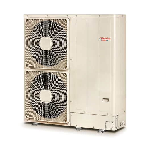 Firebird Enviroair air source heat pump