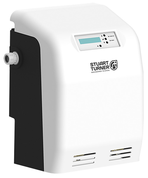 The Stuart Digital Pressurisation Units, which will be available later this year