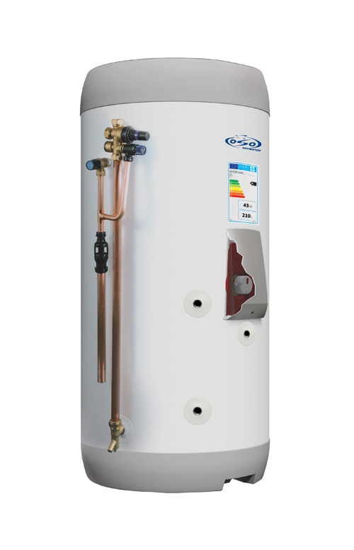 An OSO Hotwater cylinder was given away