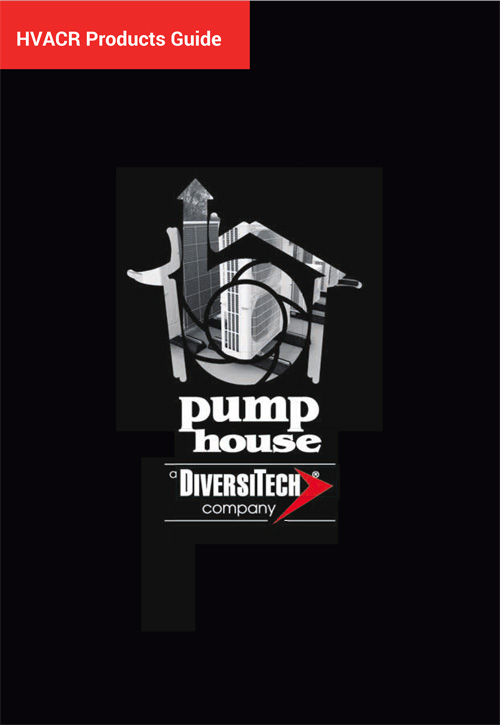 The new Pump House Product Guide