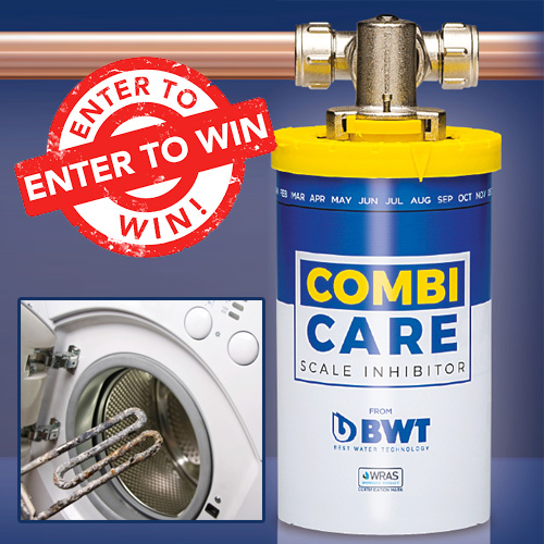Win a BWT Combi-Care with cartridge