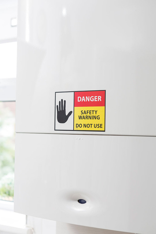 The Gas Safe research also revealed that one in six adults (17%) admitted they take no steps to ensure their home's gas appliances are safe.