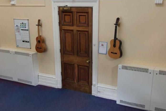 A safer Walton Hall Academy