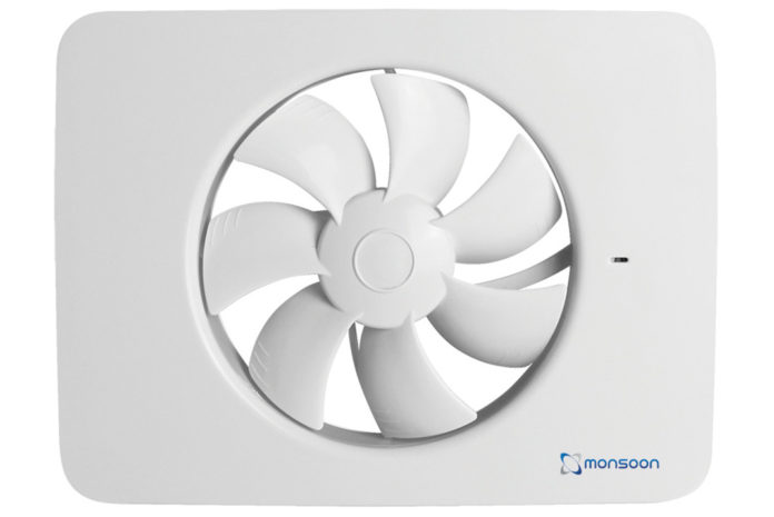 Monsoon's Energysaver IntelliSense fan