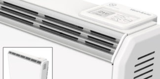 Vent-Axia Opyimax Plus panel heater