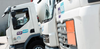 Flogas has added a number of trucks to the Flogas fleet