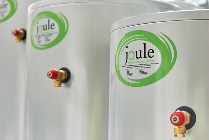 Buy three Joule cylinders and claim a free Snickers hoodie