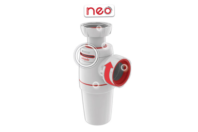 Wirquin Neo bottle trap