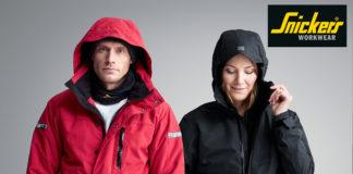 AllRoundWork waterproof Jackets