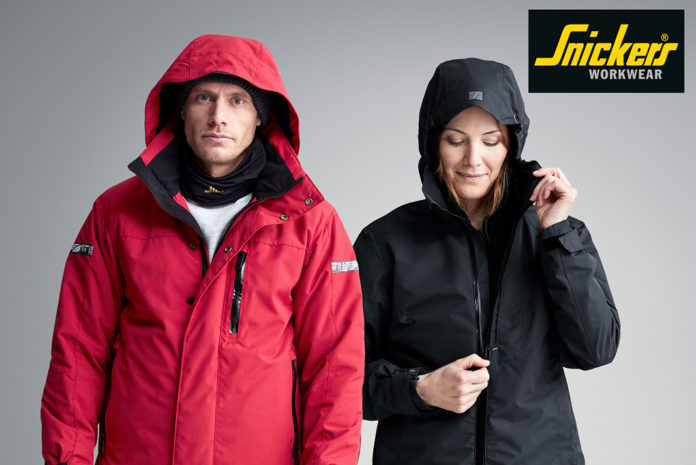 AllRoundWork waterproof Jackets