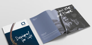 Lakes' new brochure – Designed For Life
