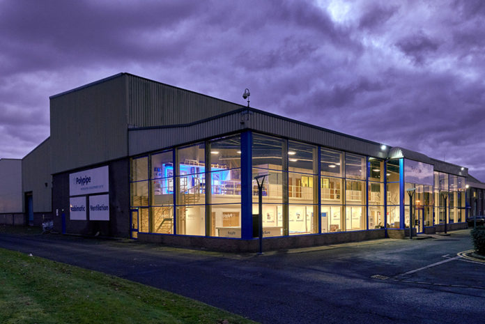 The new Polypipe Professional Development Centre