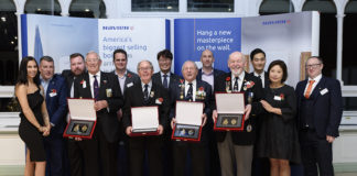 The war veterans at KOTRA and KD Navien's Liverpool event