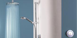 The Quartz shower range