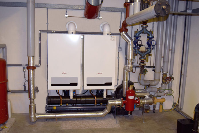 The installed THISION L ECO