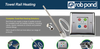Rob Pond offers complete towel rail solutions