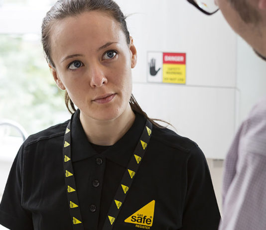 Annual checks on gas appliances should always be carried out by a Gas Safe registered engineer