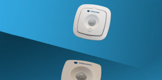 Cistermiser's new look IRC infrared urinal flushing control valve