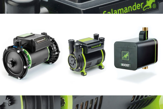 Salamander has extended its warranty period across the CT Xtra, CT Bathroom, HomeBoost and Right Pump ranges