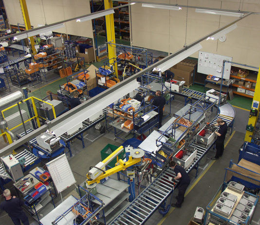 Baxi Heating UK is moving the manufacturing of water cylinders and electric water heaters from Norwich to its major site in Preston (pictured).