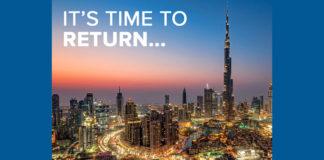 Ideal Bathrooms' race to Dubai