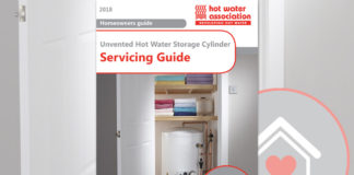Cylinder servicing guide front cover