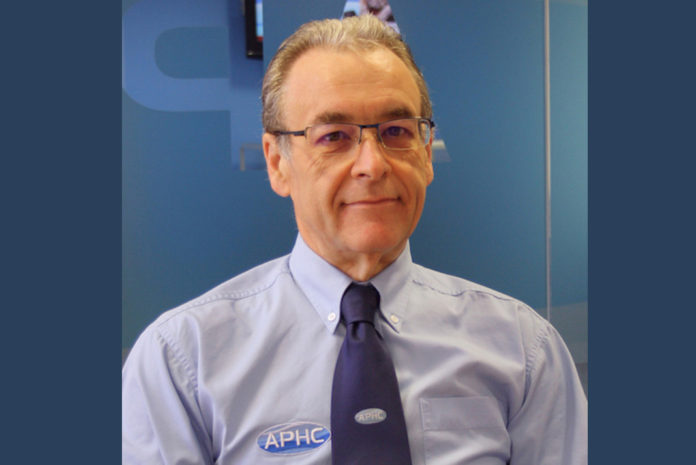 John Thompson, CEO of APHC