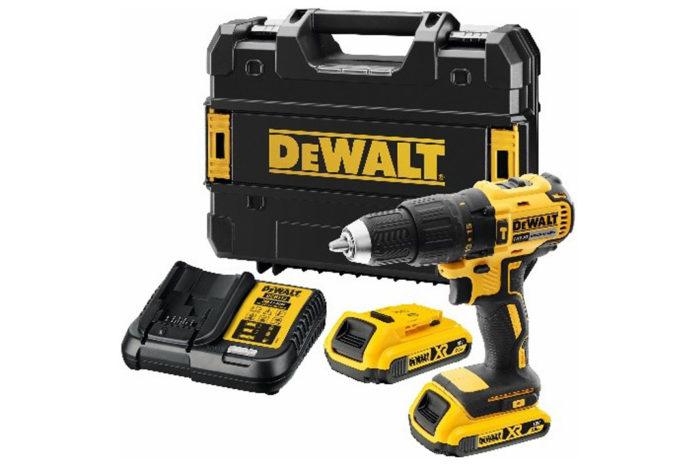 DeWalt 18V Brushless Combi Drill