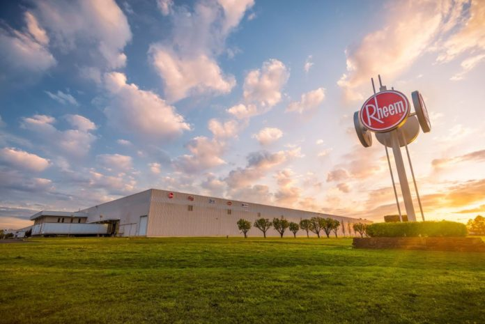 Rheem manufacturing plant Fort Smith Arkansas (002)
