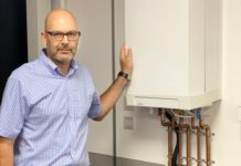 John Lawton, Intergas Technical Product Manager