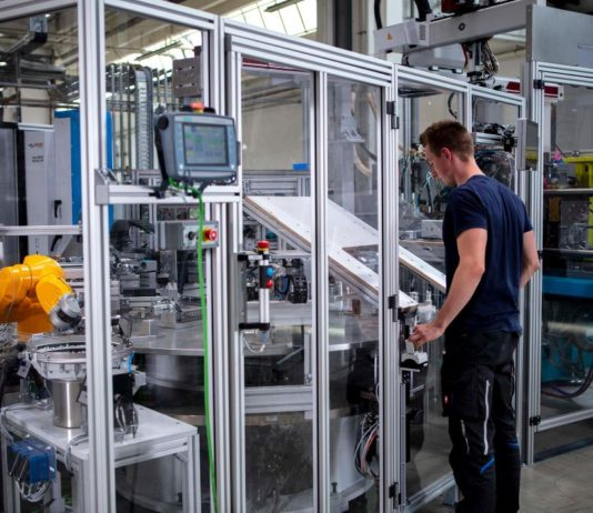 GROHE Lahr technology production