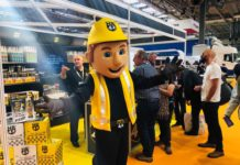 HB42 at UK Construction Week pic