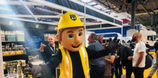 HB42 at UK Construction Week pic